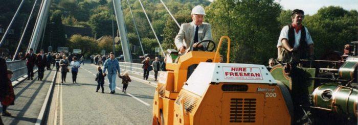 Hire Freeman Iron Bridge