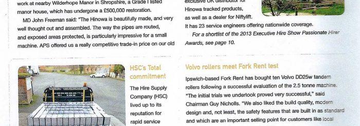 Executive Hire News 2013