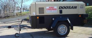 Hire Freeman Compressor